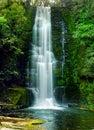 Waterfalls, New Zealand Royalty Free Stock Photo