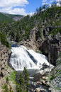 Waterfalls in our national parks a beautiful waterfall one of Royalty Free Stock Photography