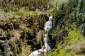 Waterfalls in our national parks a beautiful waterfall one of Royalty Free Stock Photos