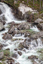 Waterfalls At Stream Studeny P...