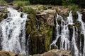 Waterfalls in Tamil Nadu Royalty Free Stock Photo