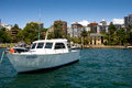 Waterfront Living, Sydney Australia Royalty Free Stock Photo