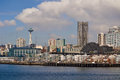 Waterfront and Skyline, Seattle, Washington