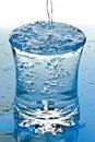 Waterglass Royalty Free Stock Photo