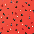 vector watermelon background Royalty Free Stock Photo