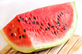 Watermelon delicious cut food dessert Royalty Free Stock Photography