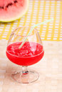 Watermelon Drink Royalty Free Stock Photography