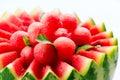Watermelon. Fruit Salad