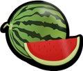 Watermelon, Produce, Melon, Fruit