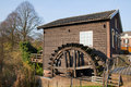 Watermill Holland Stock Afbeelding