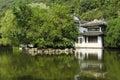 Waterside house yamashita taken in southern china Stock Photo