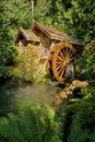 Waterwheel Royalty Free Stock Photos