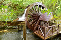 Waterwheel Royalty Free Stock Photo