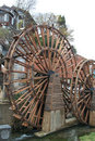 WATERWHEEL at LIJIANG Stock Photos