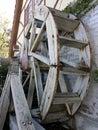 Waterwheel Royalty Free Stock Photo