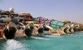 Waterworld Abu Dhabi Royalty Free Stock Photo