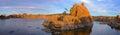 Watson Lake - Panoramic - Larg...