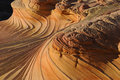 The Wave, Coyote Buttes Stock Images