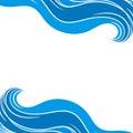 Wave Frame/Border