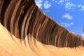 Vlna skala v západné