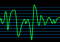 Waveform Royalty Free Stock Photos