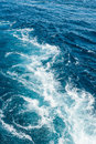 Waves in ocean Stock Photography