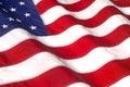 Americký vlajka mávanie vlastenecký 4z júl