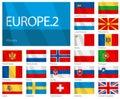 Mávání vlajky z země 2
