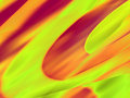 Wavy abstract background with grid Royalty Free Stock Photo