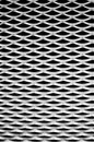 Wavy aluminum background, abstract Royalty Free Stock Photo