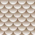 Wavy pattern Stock Photography
