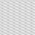 Wavy repeating dots pattern. Seamless. Royalty Free Stock Photo