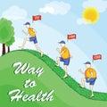 Way to health