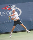 Wayne Odesnik of the US hitting a Forehand Stock Photo