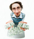 Wealth Royalty Free Stock Photo