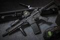 Weapon Assault Rifle