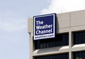 The weather channel world headquarters atlanta ga – august building located in atlanta georgia is an Royalty Free Stock Photo