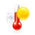 Weather icon Stock Photography