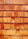 Weather Treated Wood Siding Royalty Free Stock Images