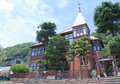 Kitano historical architecture Kobe Japan Royalty Free Stock Photo