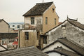 Weathered Asian Architecture H...