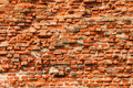 The weathered brick wall Royalty Free Stock Photography