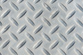 Weathered diamond plate background Royalty Free Stock Photo