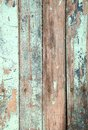Weathered old wood natural blue turquoise paint pe Royalty Free Stock Photo