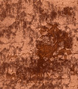 Weathered Paint Peeling Stucco Royalty Free Stock Photo