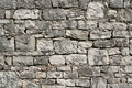 Weathered stone wall Royalty Free Stock Photo