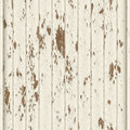 Weathered white painted wooden planks Royalty Free Stock Photography