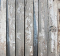 Weathered white wood Royalty Free Stock Photography