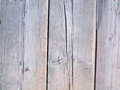 Weathered Wood Boards of a Deck Royalty Free Stock Photo
