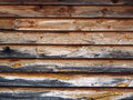 Weathered Wood Siding.